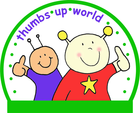 Thumbs Up World logo